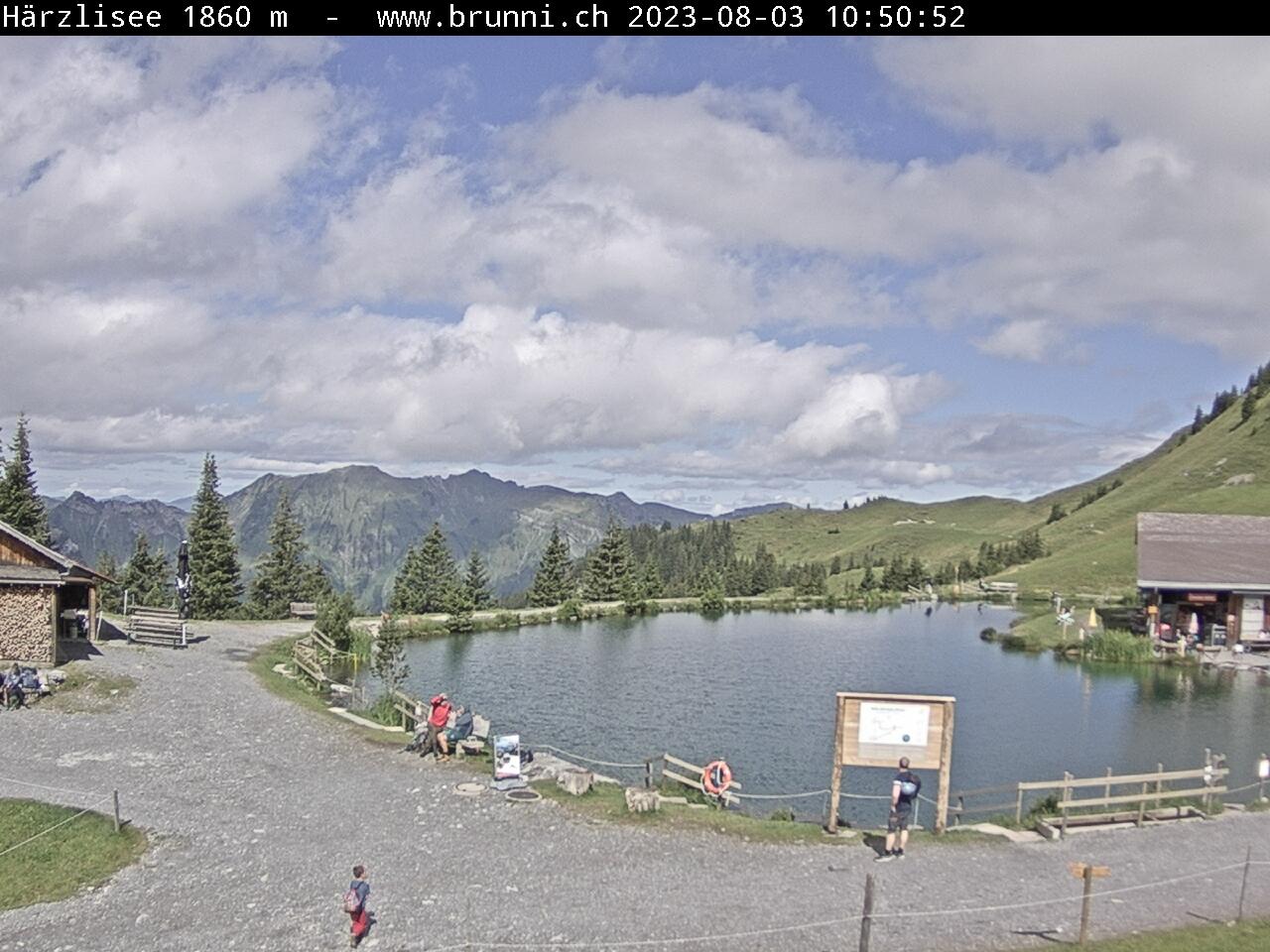 Webcam Richtung Härzlisee